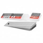 Лезвия сегментные для ножей 18мм 10шт VIRA 831502