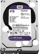 HDD 4 TB SATA-III Purple Жесткий диск (HDD) для видеонаблюдения
