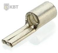Наконечник НШП 35-20 штифтовой, плоский для модульных выключателей КВТ