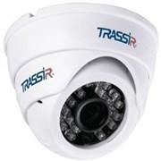 TRASSIR TR-D8121IR2 (3.6 мм) Сферическая 2 Мп IP-камера с ИК-подсветкой