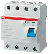 Устройство защитного отключения (УЗО) 4мод. F204 AC-40 300мА 2CSF204001R3400 ABB