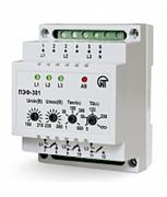 Переключатель фаз электронный ПЭФ-301 220В 50Гц, Novatek Electro