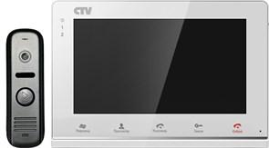 CTV-DP4707 IP B Комплект цветного видеодомофона формата IP черный