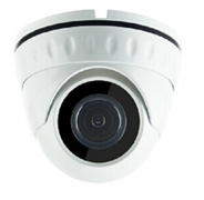 SR-S200F28IRH купольная антивандальная HD  камера, 2Mp, f=2,8 ИК=20м