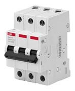 Выключатель автоматический 3P 25A C 4.5кА BMS413C25