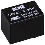 NRP-02-C-05DH, Реле 1 пер. 5V / 3A, 125VAC