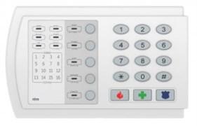 Клавиатура КВ 1-2 для Контакт для панели охранно-пожарной
