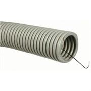 Труба ПВХ гофрированная 20мм с протяжкой легкая 012031 Промрукав