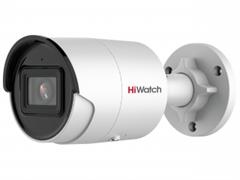 HiWatch Pro IPC-B022-G2/U 2Мп уличная цилиндрическая IP-камера