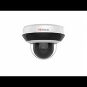 HiWatch DS-I405M(B) 4Мп уличная поворотная IP-камера c EXIR-подсветкой до 20м и встроенным микрофоном