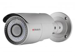 Уличная цилиндрическая  HD-TVI камера HiWatch DS-T106 (2.8-12 mm)
