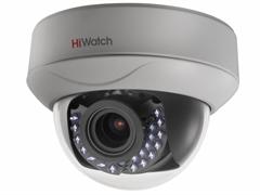 Внутренняя купольная HD-TVI камера Hiwatch DS-T27 (2.8 - 12 mm)