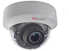 Внутренняя купольная TVI камера HiWatch DS-T507 (2,8-12 mm)