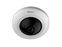 Внутренняя панорамная TVI камера HiWatch DS-T501 (1.1 mm)