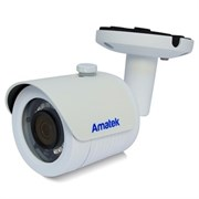 Уличная цилиндрическая камера с аудиовходом  Amatek IP AC-IS202A (2.8 mm)