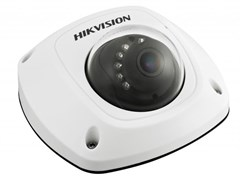 Антивандальная купольная камера 2Мп Hikvision DS-2CD2522FWD-IWS (6mm)