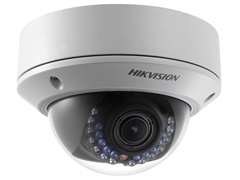 Антивандальная купольная камера 2Мп Hikvision DS-2CD2722FWD-IZS