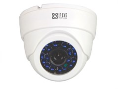 Купольная IP камера 2Мп  с облачным сервисом IPEYE-DM2E-SR-3.6-01
