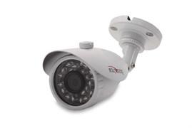 Бюджетная уличная AHD 2 Мп мини ИК-видеокамера (SC2045+XM330) с фиксированным объективом