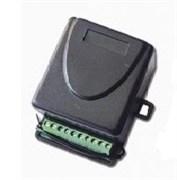 Приемник внешний Apollo  RX-FIX двухканальный, емкость 200пультов, 433 Мгц, Ролл. код и фикс. код.