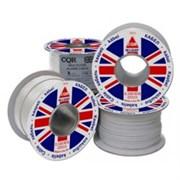 Слаботочный кабель  для систем сигнализации 6*0,22 мм² CQR CAB 6/100 нг-LS
