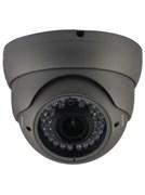 Видеокамера купольная цветная с ИК-подсветкой высокого разрешения LDV-AHD-100SHT30 LiteTec