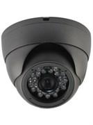 Видеокамера купольная цветная с ИК-подсветкой высокого разрешения LDV-AHD-130SH20 LiteTec
