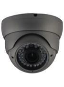 Видеокамера купольная цветная с ИК-подсветкой высокого разрешения LDV-AHD-130SHT30 LiteTec