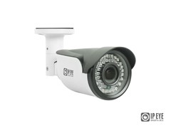 Уличная вариофокальная IP камера 2Мп  с облачным сервисом IPEYE-B2-SUPR-2.8-12-02