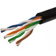 Eletec Витая пара наружная 4-е пары  FTP 5E Eletec 4x2xAWG24,наружный, 305м, медь