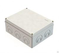 Коробка распаячная для о/п 240х195х90мм IP55  (GREENEL) GE41272