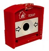 ИПР-3СУ (ИП 513-3СУ-А) Извещатель пожарный ручной, питание 9 - 28 В, 100 мкА, с кнопкой