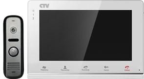 CTV-DP2700IP Комплект цветного IP видеодомофона