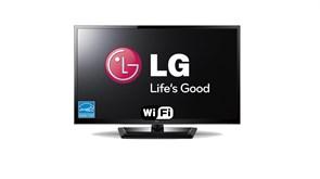 "LED телевизор LG 43LJ500V ""R"", 43"", FULL HD (1080p), черный"
