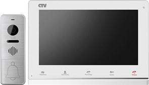 CTV-DP4101AHD Комплект видеодомофона черный