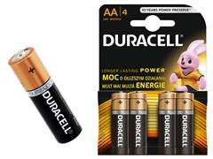 Батарейка 1,5В тип АА Duracell LR-06