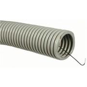 Труба ПВХ гофрир. легкая, с зондом D = 16 (100м)