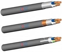 Кабель силовой, не распространяющий горение, не содержащих галогенов ППГнг(А)-HF 3x4