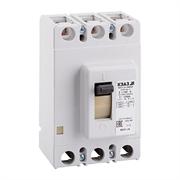 Блочный автоматический 3 полюсный выключатель переменного тока с предельной коммутационной способностью при переменном токе 20 кА на номинальный ток 100 А