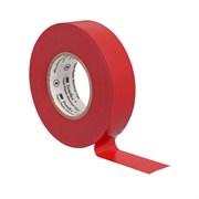 Изолента ПВХ красная 19 мм 20 м. Temflex 1300